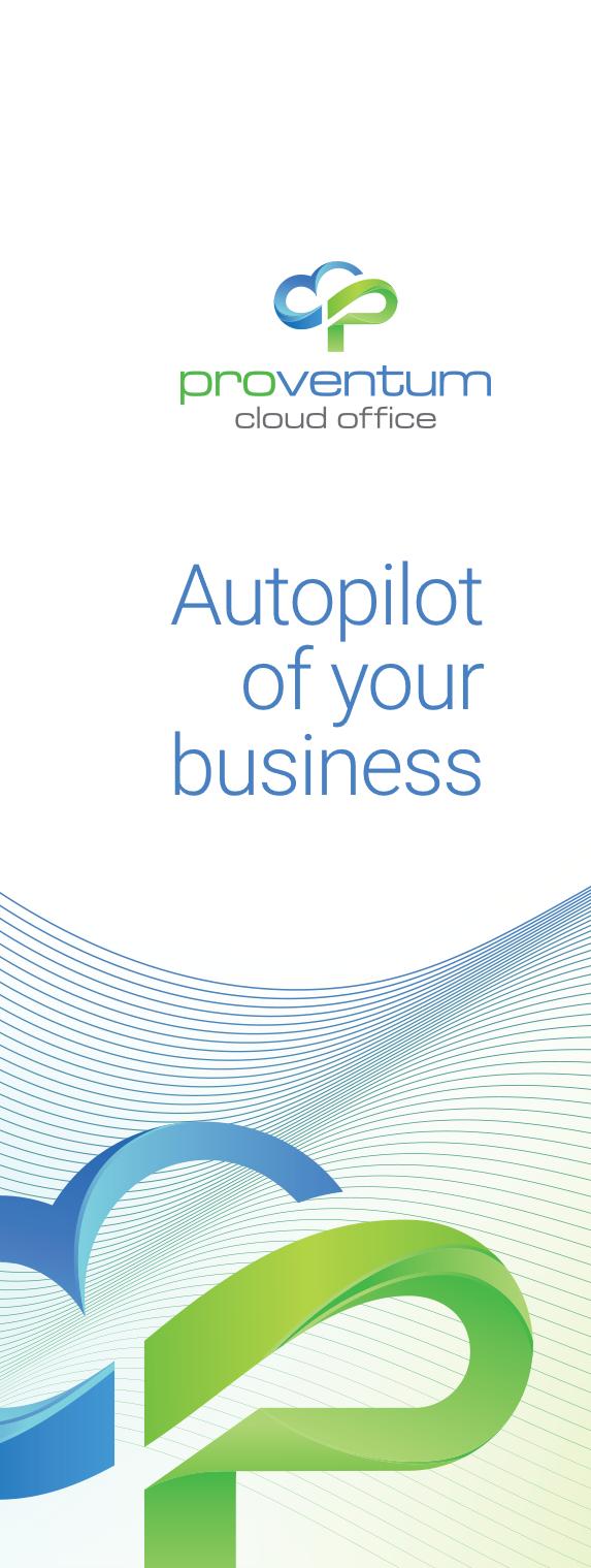 Proventum autopilot vaseg poslovanja